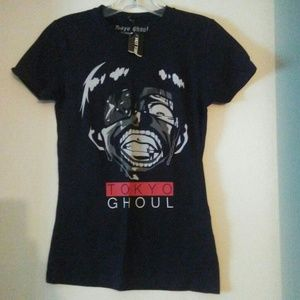 *NEVER USED* Cool Tokyo Ghoul anime shirt! 😍👚👕